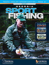 Sport Fishing Regulations Cover