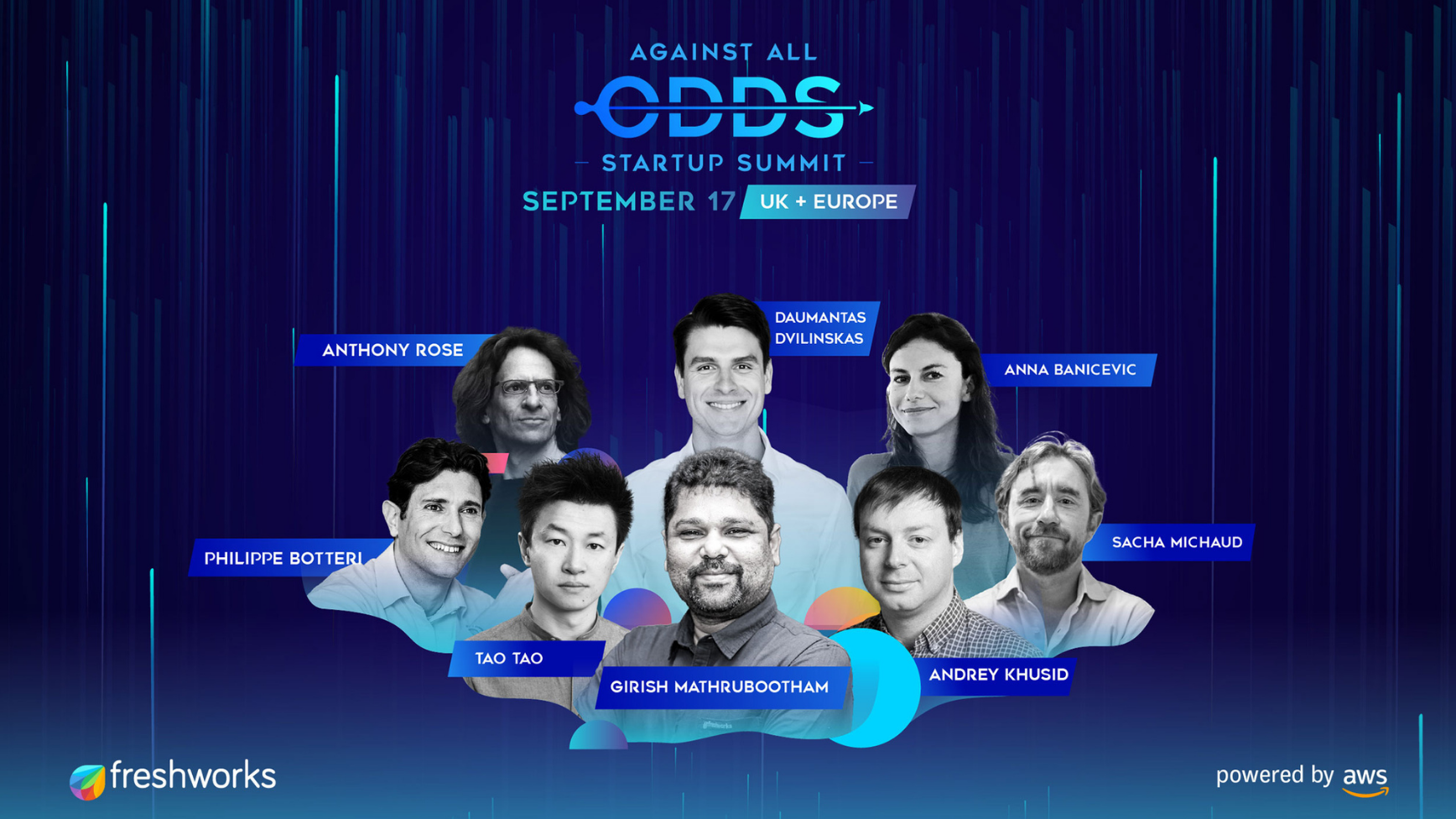 Against All Odds Startup Summit