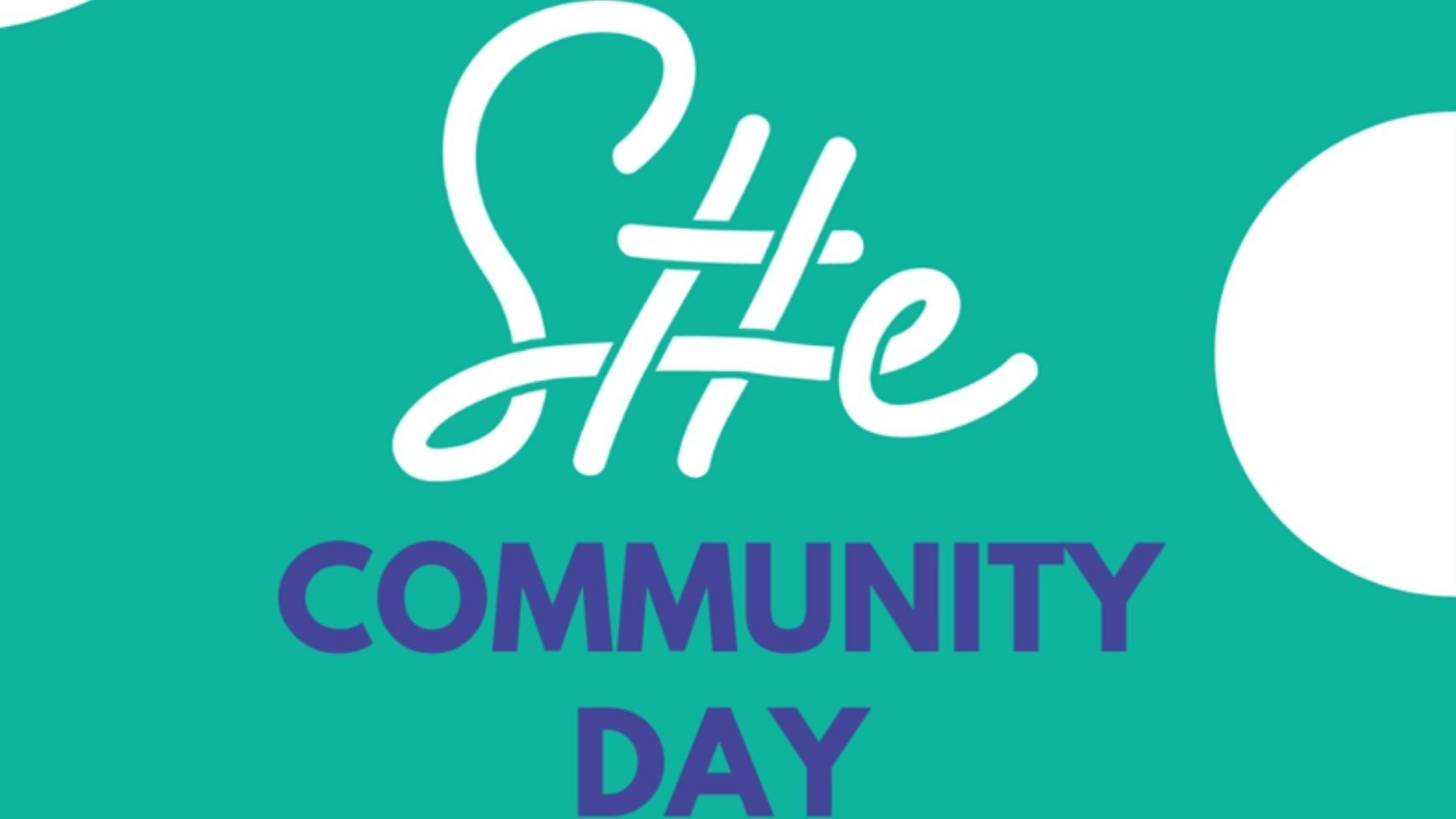 SheSharp Community Day
