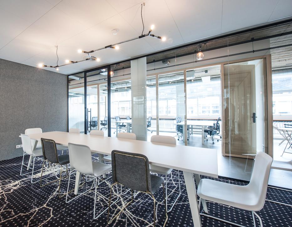 TNW City Private Office Amsterdam interior