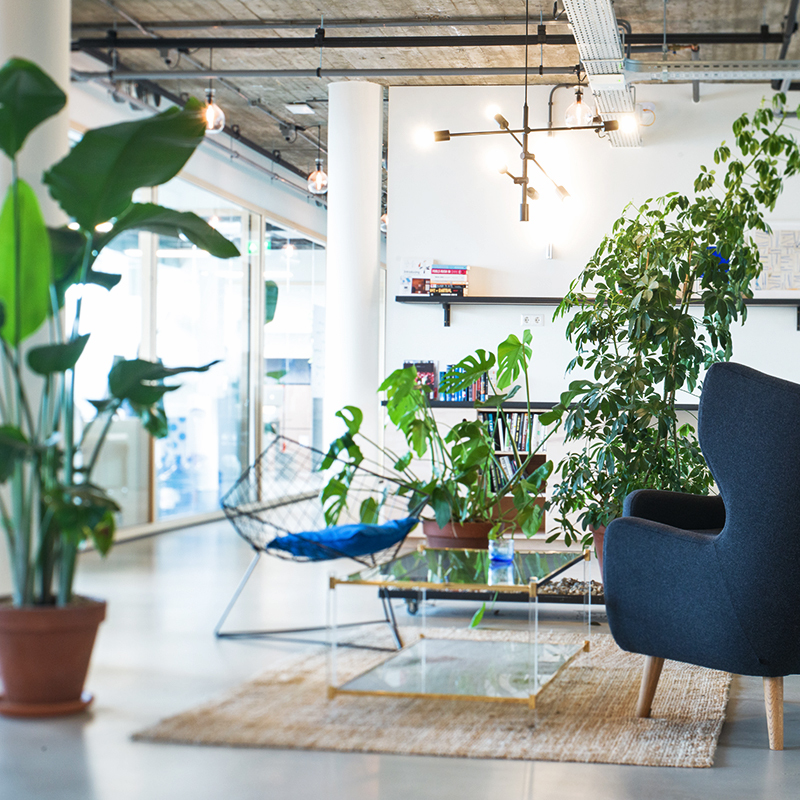 TNW Spaces Amsterdam private office co-working