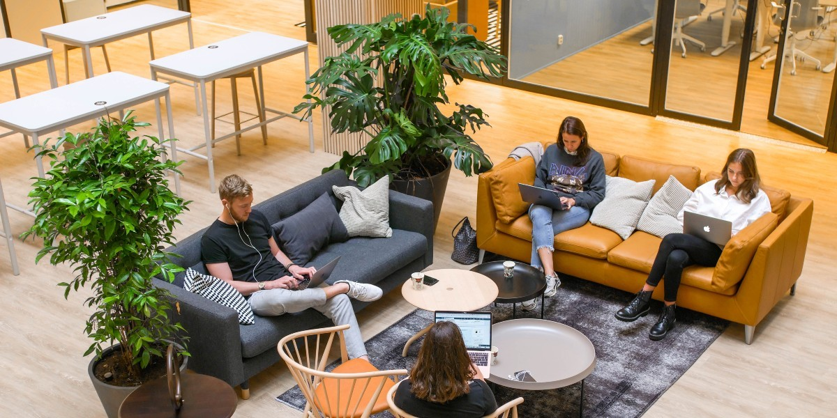 TNW West Amsterdam shared coworking space
