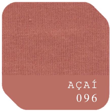 Algodão Penteado -Açai - 096