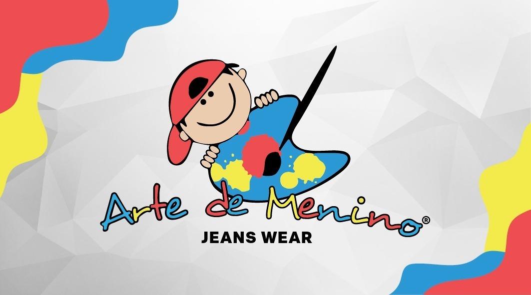 Arte de Menino Jeans wear
