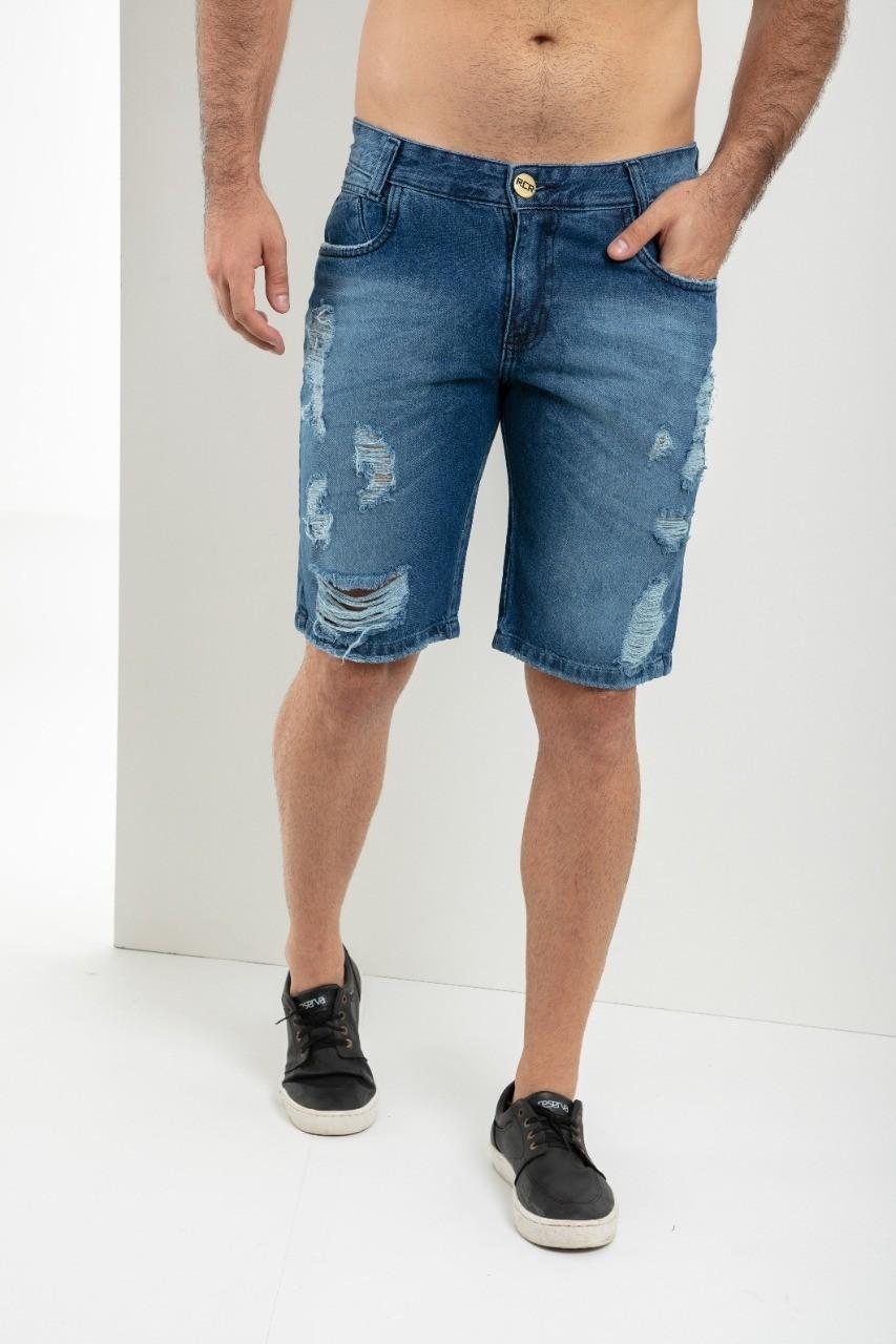 Bermuda jeans RCR Original clothing