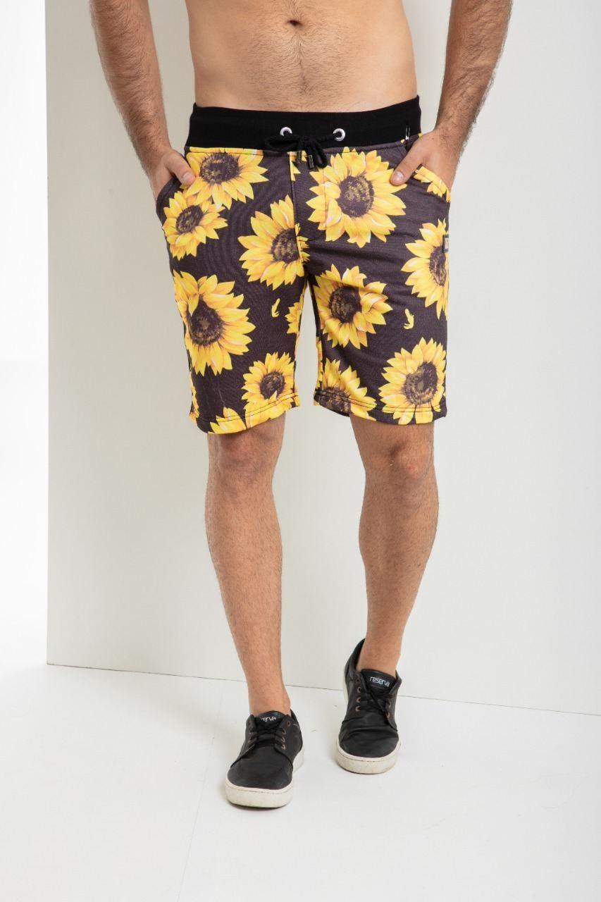 Bermuda moletom estampado, RCR Original clothing