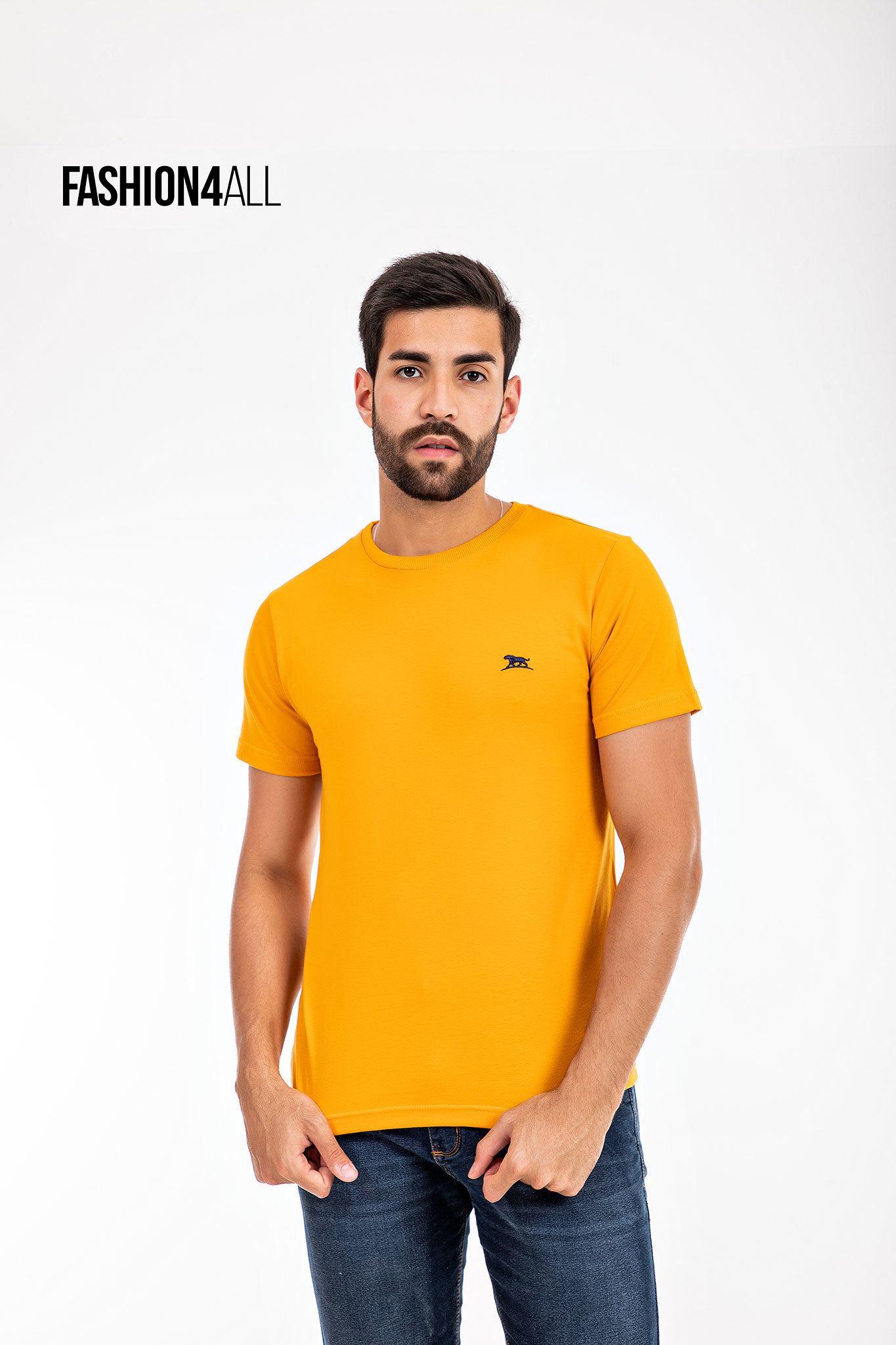Camisa gola careca masculina TIGRE MALHADO