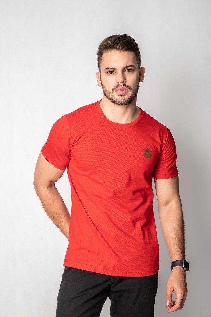 Camisa simples lisa