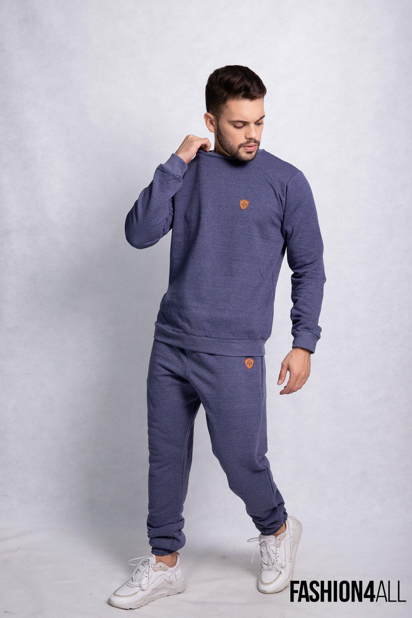 Conjunto moletom calça e suéter