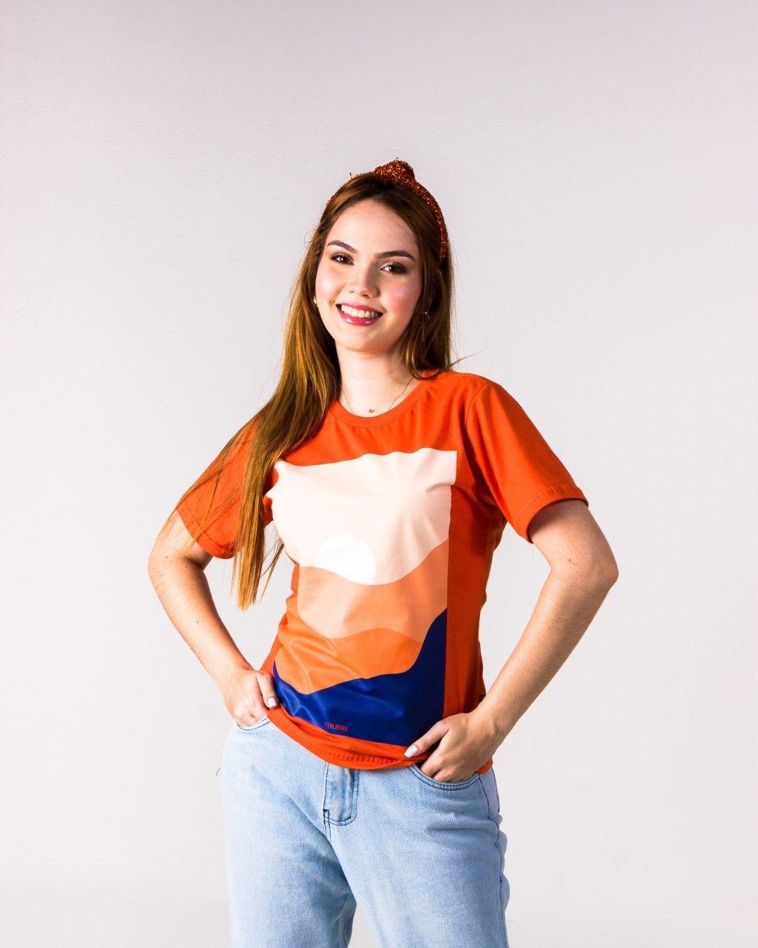 Kit 10 Camisas Femininas 100% Algodão Menegotti