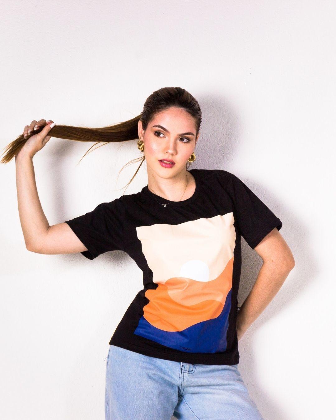 Kit com 5 Camisas Femininas 100% Algodão Menegotti - Atacado