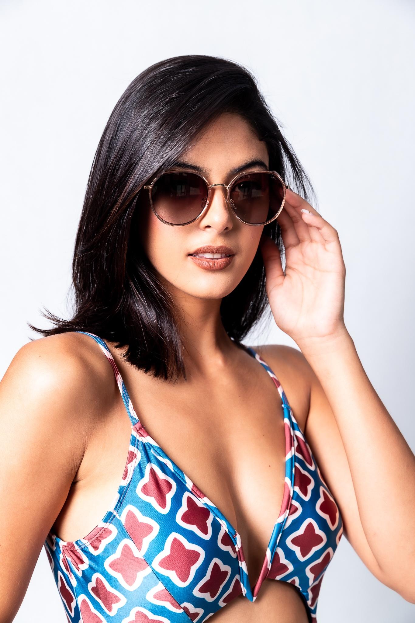 Óculos Girassol