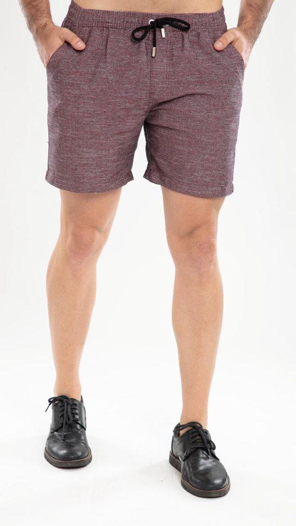 SHORT SARJA LINHO RCR ORIGINAL CLOTHING