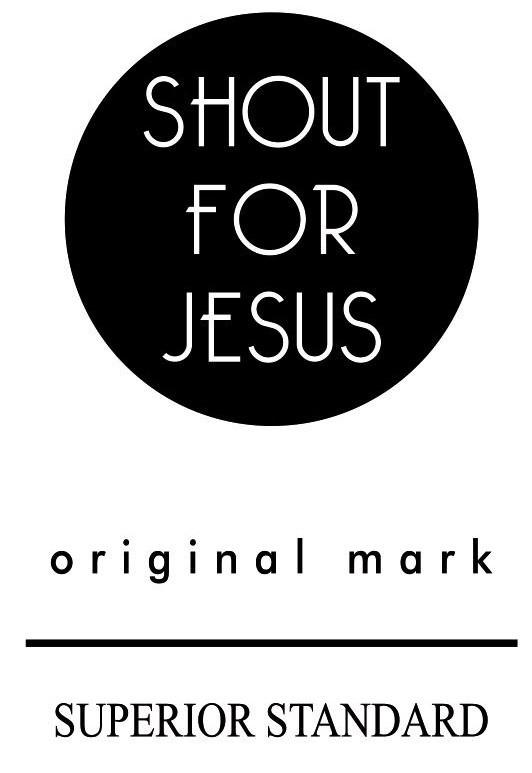 Shout for Jesus