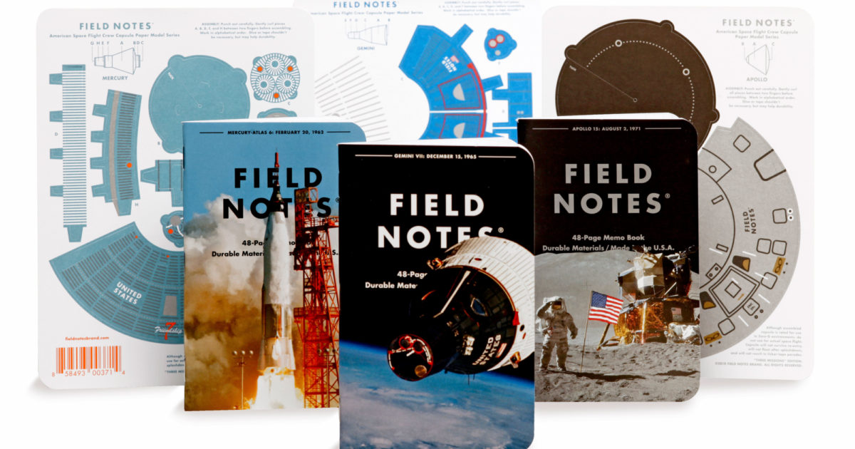 Three Missions | Field Notes