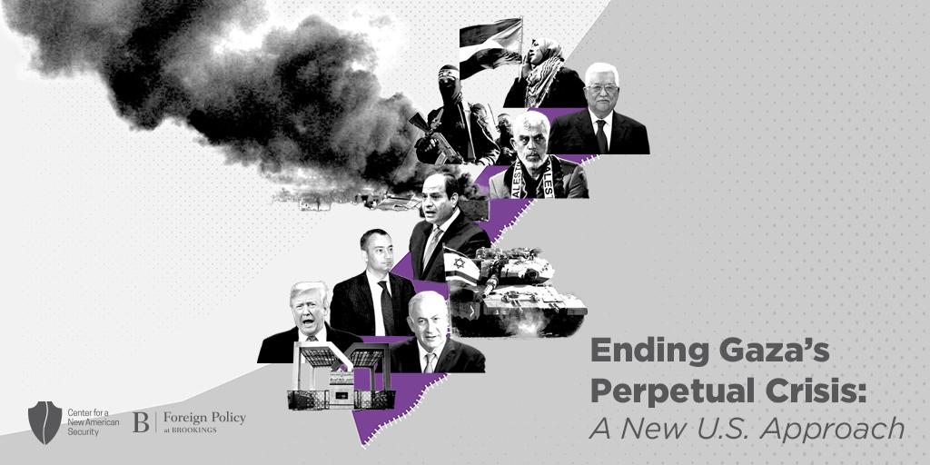 Ending Gaza's Perpetual Crisis | Center for a New American Security (en-US)