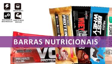 Barras Nutricionais