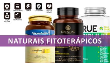 Naturais e Fitoterápicos
