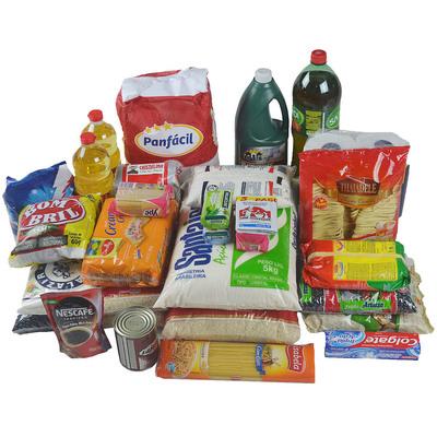 Sacolão de Alimentos e Limpeza