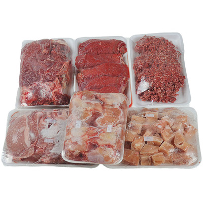 Sacolão de Carne Prático 5 kg