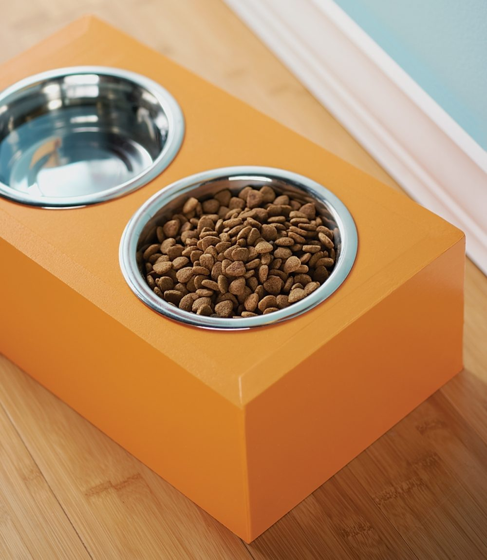 DIY project for pet feeder