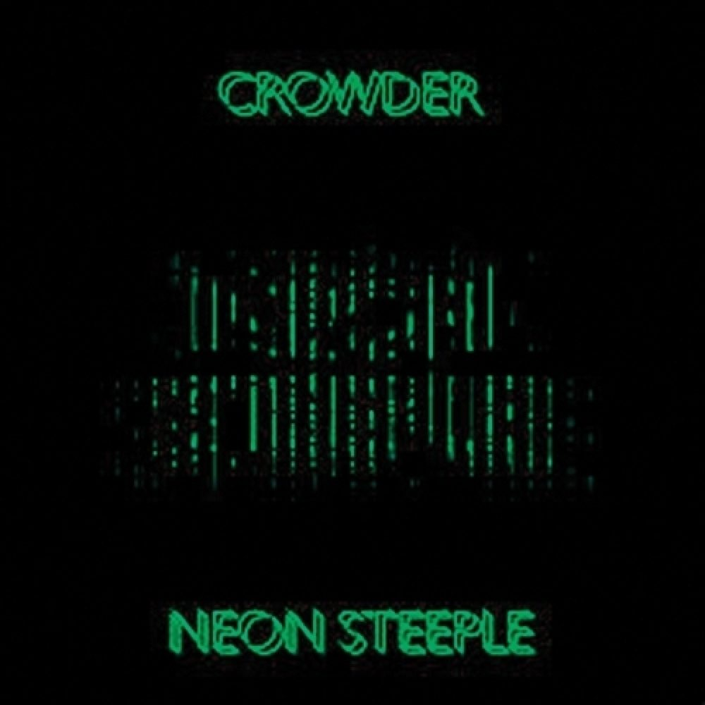 David Crowder's new album, 'Neon Steeple,' is a bit folk, a bit pop and completely uplifting.