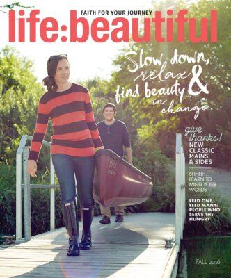 Cover of Life:Beautiful magazine Fall 2016