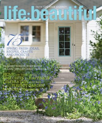 Cover of Life:Beautiful magazine Spring 2009