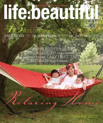 Cover of Life:Beautiful magazine Summer 2007