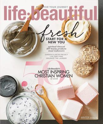 Life:Beautiful magazine Winter 2015-16