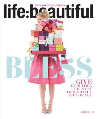 Cover Life:Beautiful magazine Winter 2016-17