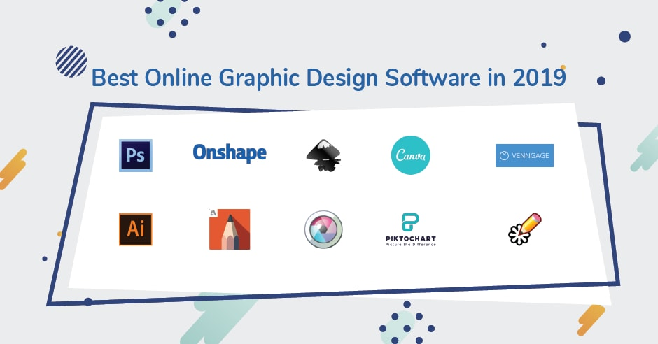 15 Best Online Graphic Design software in 2020 (Free and Paid)