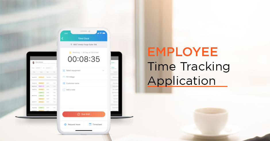 How to Implement An Employee Time Tracking App?