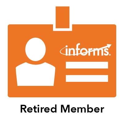 Retired member icon
