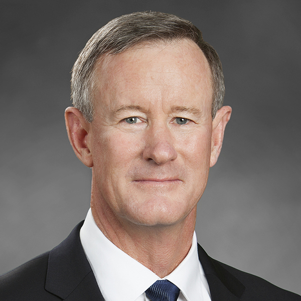 ADM William H. McRaven USN (Ret.)
