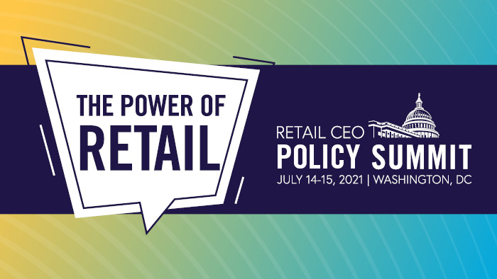 Retail CEO Policy Summit 2021
