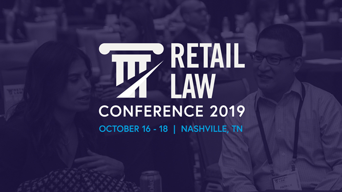 Retail Law Conference 2019