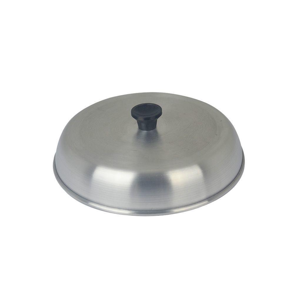 Abafador de Hambúrguer em Alumínio de 12 cm Artefatos
