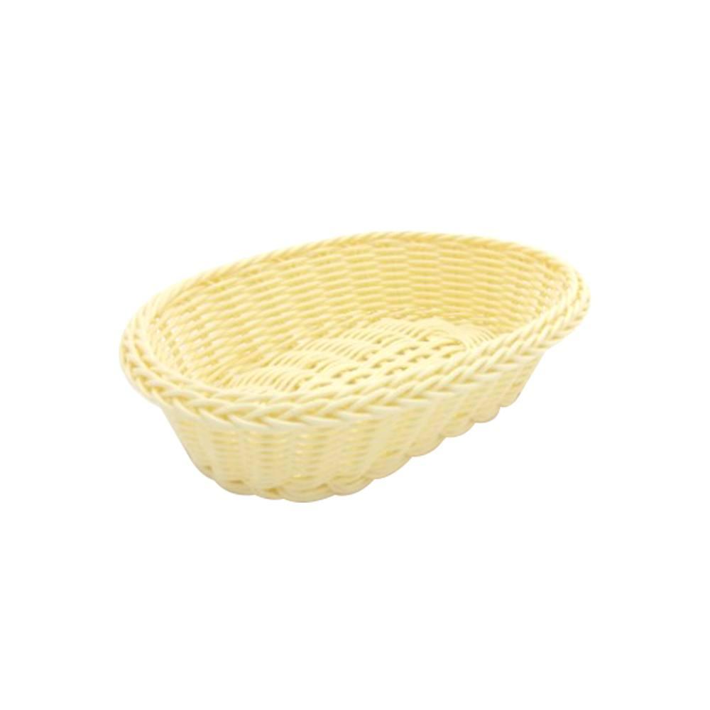 Cesta Oval de Plástico 24x17 cm Frigopro