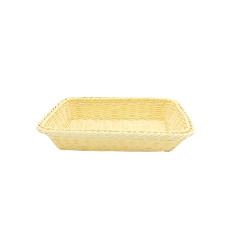 Cesta Retangular de Plástico 30x20 cm Frigopro