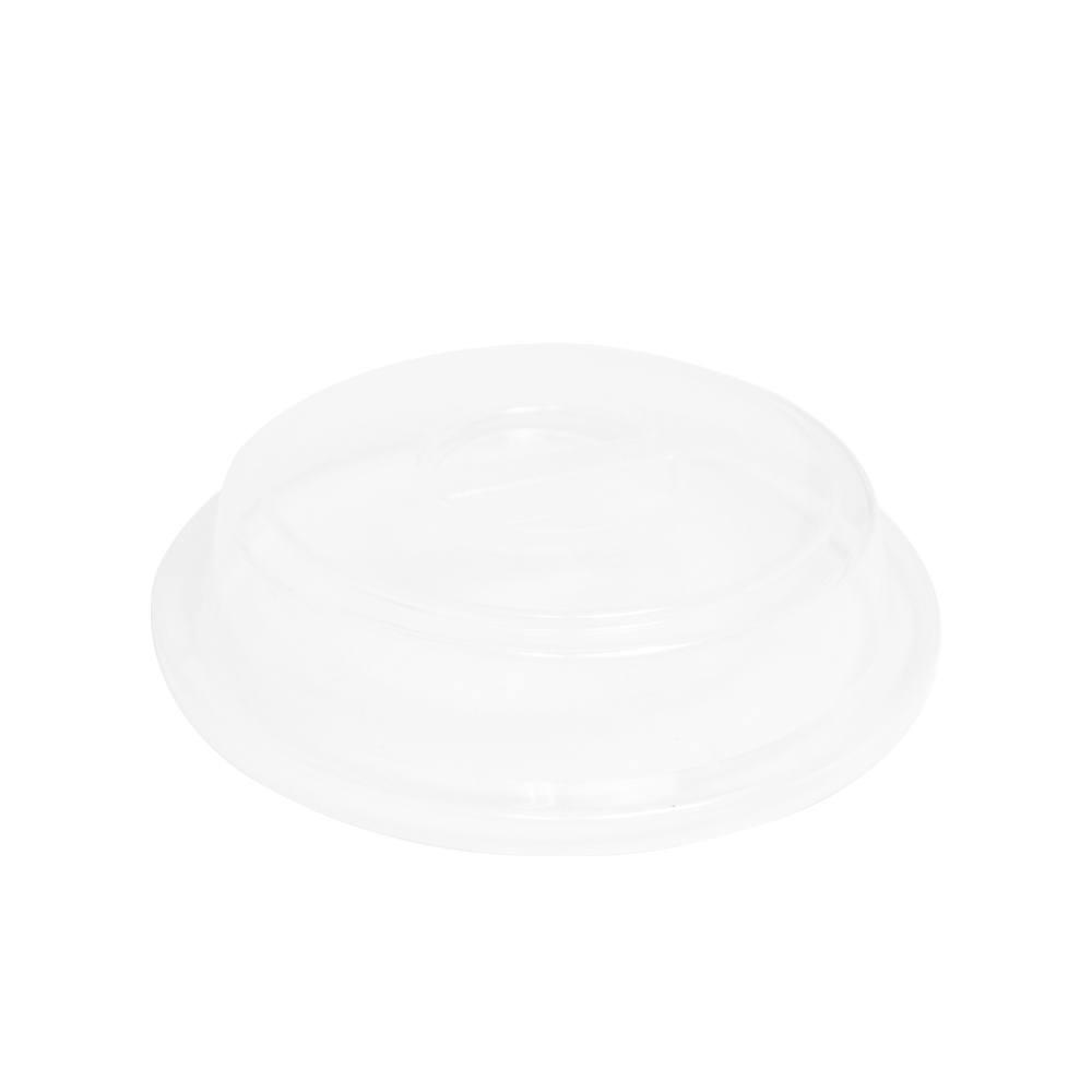Cloche Elegance 27x4,5 cm em PP Translúcido Vemplast
