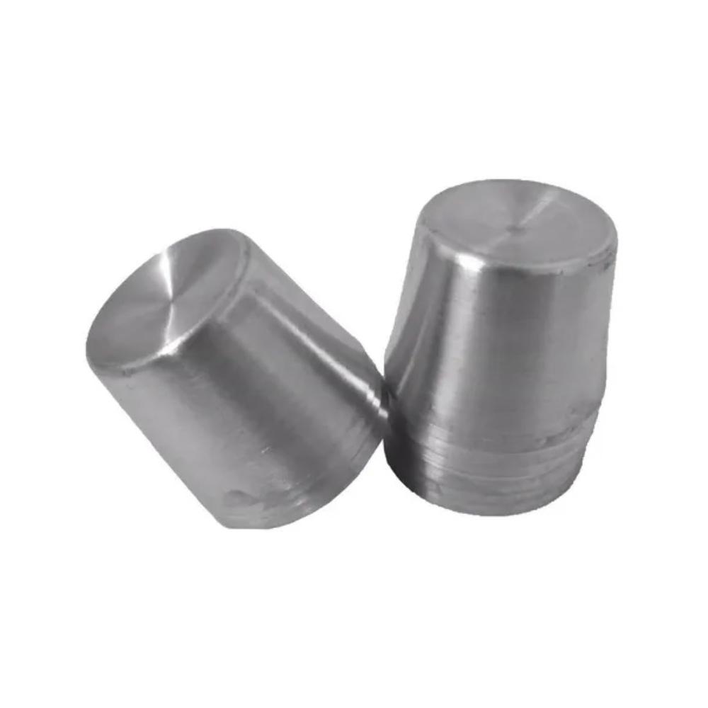 Forminha Pudim Gabinete Reto Com 12 Unidades Alumínio Doupan