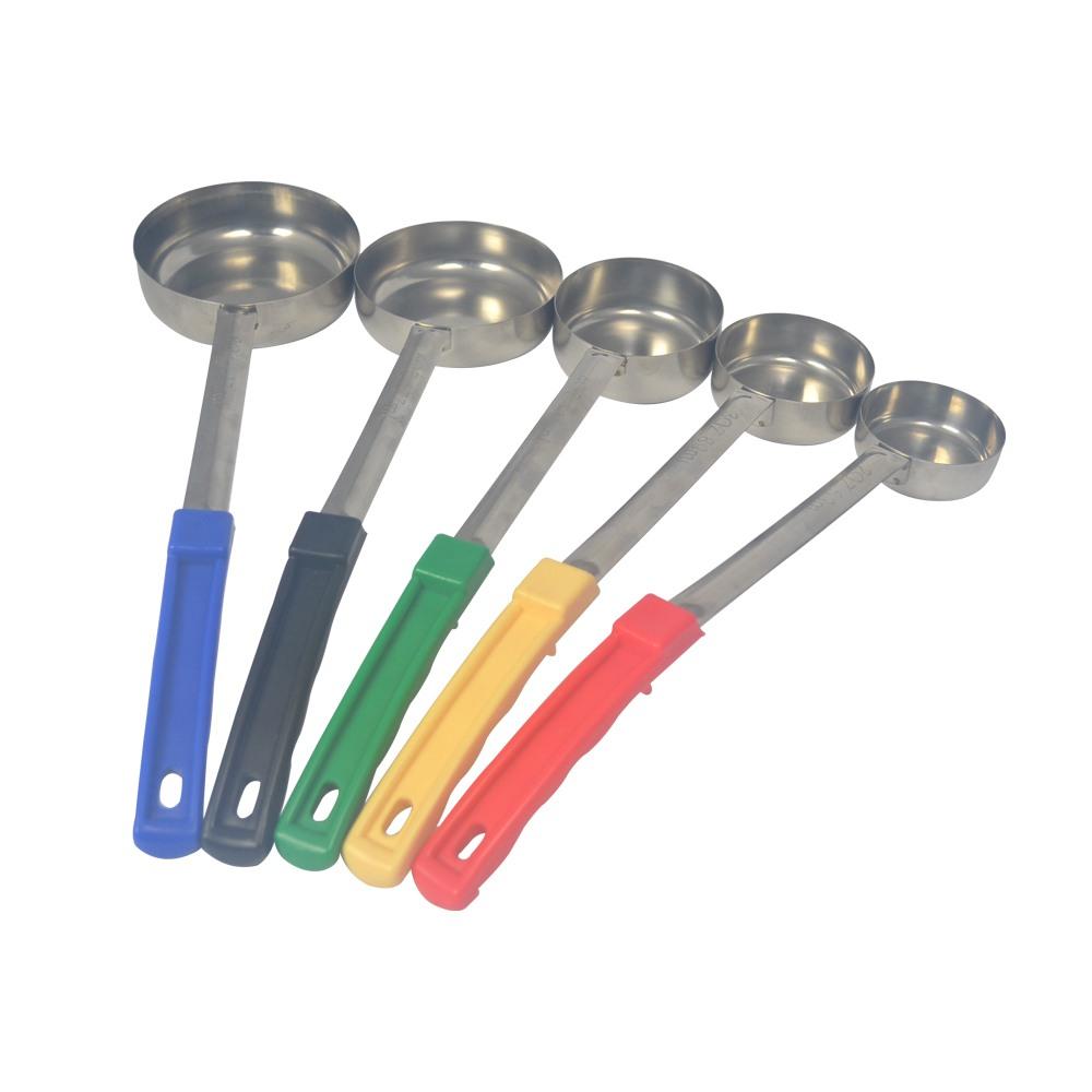 Kit de Conchas Medidoras em Aço Inox 5 Peças Frigopro