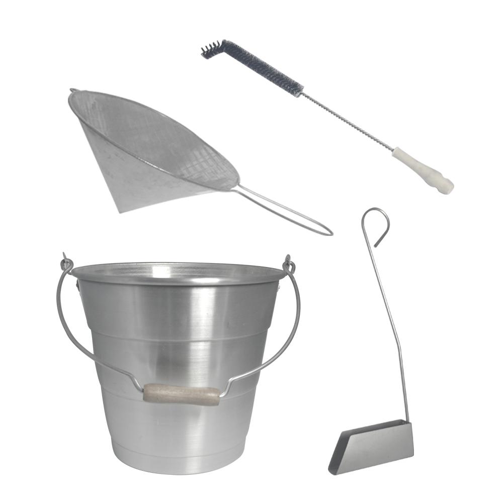 Kit Higienização de Fritadeira Frigopro