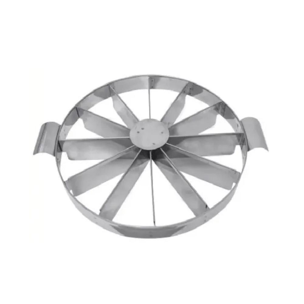 Marcador De Torta Aço Inox 12 Fatias - Doupan