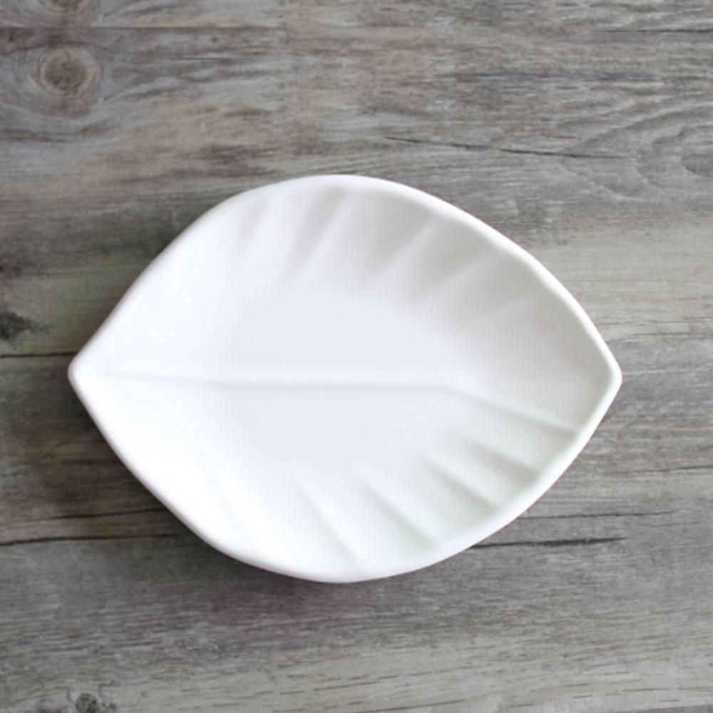 Prato Folha Melamina Branco 30x22 cm Frigopro