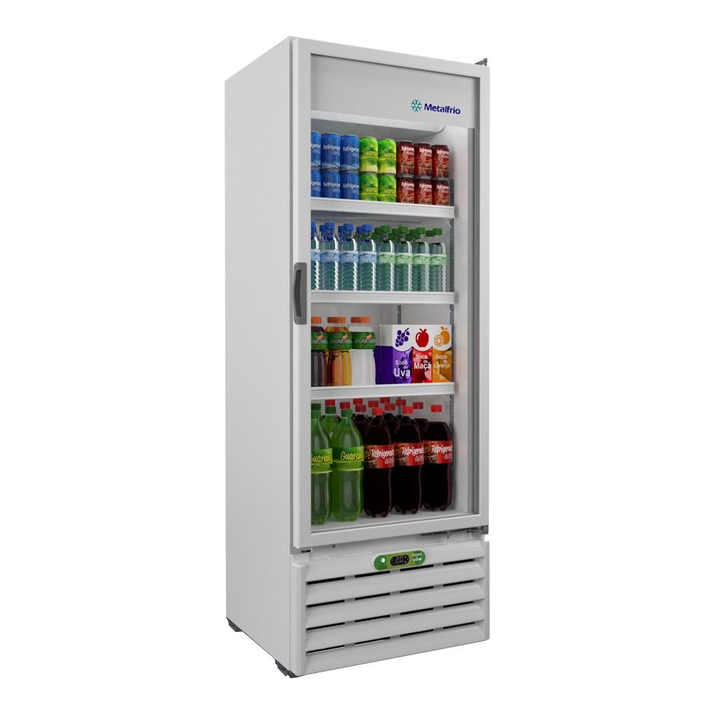 Refrigerador Metalfrio Vertical 398 Litros 220V - VB40RL