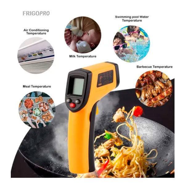 Termometro Infravermelho Culinario Frigopro
