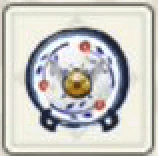 Golden Spiribug Plate