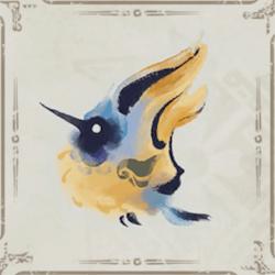 Orange Spiribird